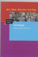 H.D. Flap W.C. Ultee  W.A. Arts, Sociologie