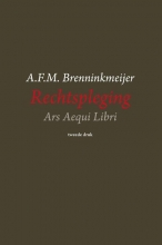 A.F.M. Brenninkmeijer , Rechtspleging