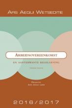 Ars Aequi Wetseditie Arbeidsovereenkomst 2016/2017