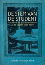 Annelies Noordhof-Hoorn , De stem van de student