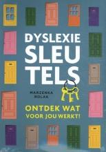 Marzenka  Rolak DyslexieSleutels Werkboek (set van 5)