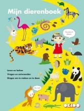 OKIDO Studios Mijn dierenboek