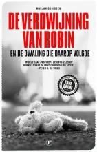 Marjan  Gorissen De verdwijning van Robin