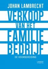 Johan  Lambrecht Verkoop van het familiebedrijf