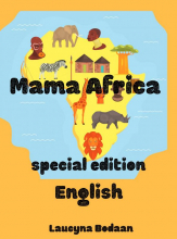 Laucyna Bodaan , Mama Africa Special edition
