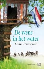 Annette Verspoor , De wens in het water