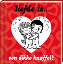 Liefde is... Een dikke knuffel! (set van 4 exemplaren)
