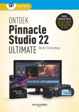 Bert  Venema Ontdek Pinnacle Studio 22 Ultimate