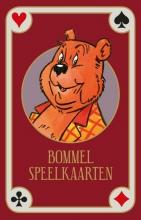 Marten Toonder , Bommel speelkaarten