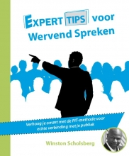 Winston  Scholsberg Experttips voor Wervend Spreken