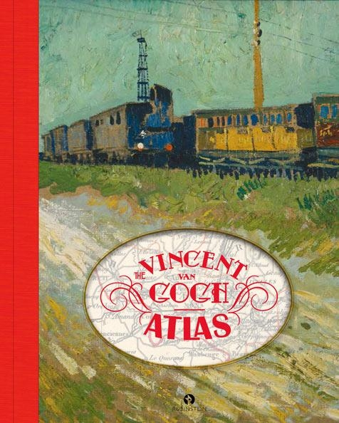 Nienke Denekamp, René van Blerk,The Vincent van Gogh atlas