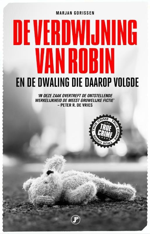 Marjan Gorissen,De verdwijning van Robin