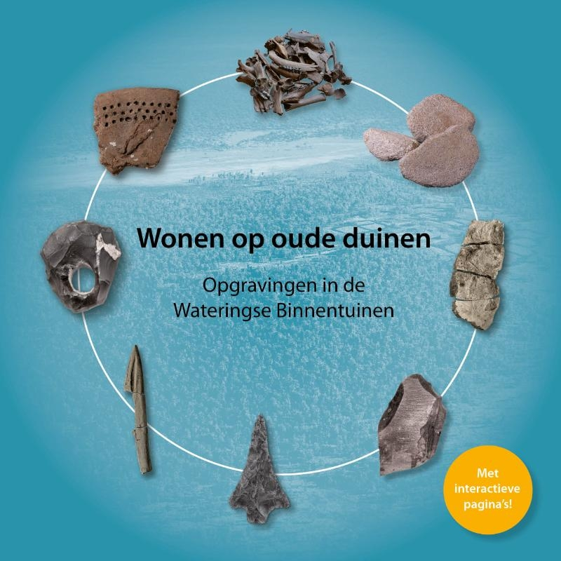 Evert van Ginkel, Peter Stokkel,Wonen op oude duinen