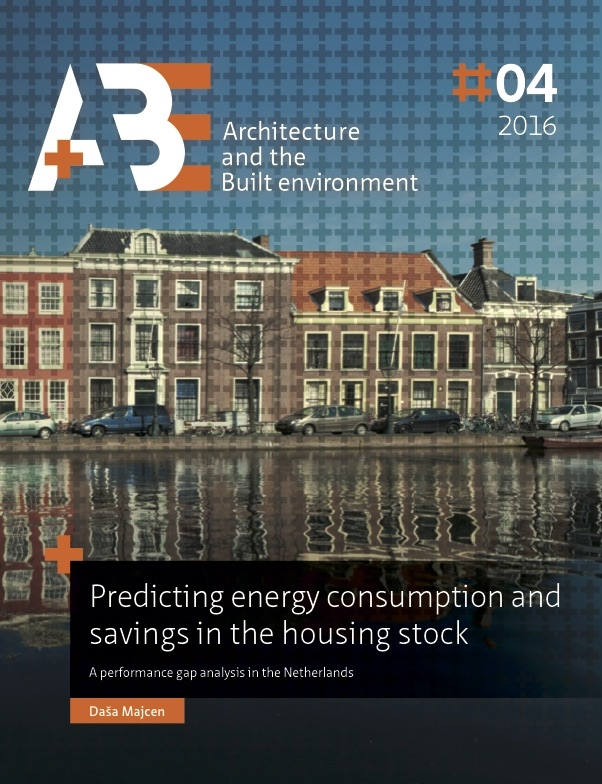 Dasa Majcen,Predicting energy consumption and savings in the housing stock