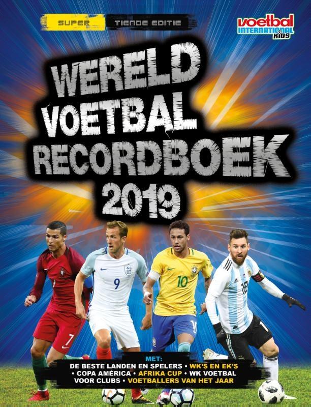 Keir Radnedge,Wereld voetbal recordboek 2019