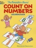 Berenstain, Jan,The Berenstain Bears` Count on Numbers Coloring Book