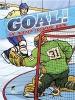 Roytman, Arkady,GOAL! The Hockey Coloring Book