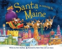 Smallman, Steve,Santa Is Coming to Maine