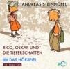 Steinhöfel, Andreas,Rico, Oskar und die Tieferschatten - Das Hörspiel