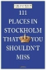 Verlag Emons,111 Places in Stockholm That You Must Not Miss