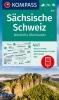 ,KOMPASS Wanderkarte 810 S?chsische Schweiz, Westliche Oberlausitz