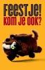 ,SECRET LIFE OF PETS UITNODIGING PK 825 6X3,95