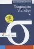 Gert-Jan  Reus, Hans van Buuren,Basisvaardigheden toegepaste Statistiek