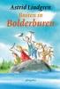 <b>Astrid  Lindgren</b>,Buiten in Bolderburen