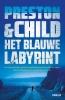 Preston & Child,Het blauwe labyrint (POD)