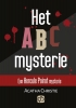 <b>Agatha  Christie</b>,Het ABC-mysterie - grote letter uitgave