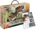 <b>I.  Trevisan</b>,Tyrannosaurus - Boek en 3D model