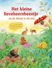 <b>Friederun  Reichenstetter</b>,Het kleine lieveheersbeestje en de dieren in de wei