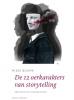 Mieke  Bouma,De 12 oerkarakters in storytelling