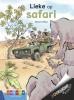 Mirjam  Mous,Lieke op safari