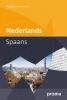 <b>Vosters</b>,Prisma pocketwoordenboek Nederlands-Spaans
