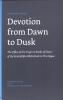 Eberhard  Konig,Devotion from dawn to dusk
