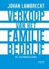Johan  Lambrecht ,Verkoop van het familiebedrijf