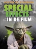 Sara Green ,Special effects in de film