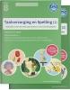 ,Taalverzorging en Spelling Cito Oefenboeken Set Deel 1 en 2