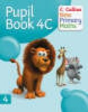 Collins UK Collins New Primary Maths - Pupil Book 4C