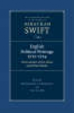 Swift, Jonathan English Political Writings, 1711-1714