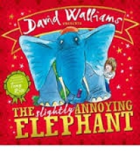 Walliams, David Slightly Annoying Elephant