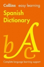 Collins Dictionaries Easy Learning Spanish Dictionary