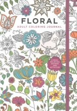 Martin, Fay Floral Adult Coloring Journal