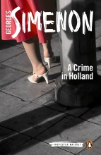 Simenon, Georges A Crime in Holland