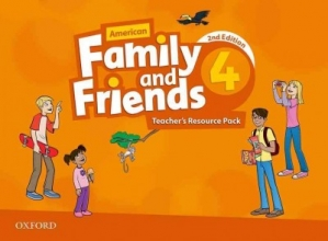 Simmons, Naomi,   Thompson, Tamzin,   Quintana, Jenny American Family and Friends 4. Teacher`s Resource Pack