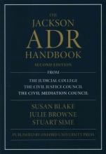 Blake, Susan Jackson ADR Handbook