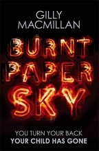 Macmillan,G. Burnt Paper Sky