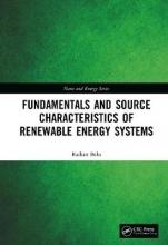 Radian (University of Alaska Anchorage, Alaska, USA) Belu Fundamentals and Source Characteristics of Renewable Energy Systems