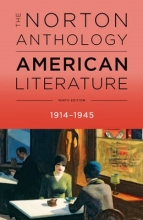 Levine, Robert S. The Norton Anthology of American Literature  9e Vol D